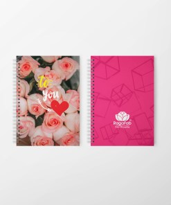 Buy Multicolor Spiral Notebook | To Gift Your Loved Once