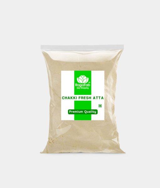 Buy RagaFab Chakki Fresh Atta 2kg   100% Atta 0% Maida