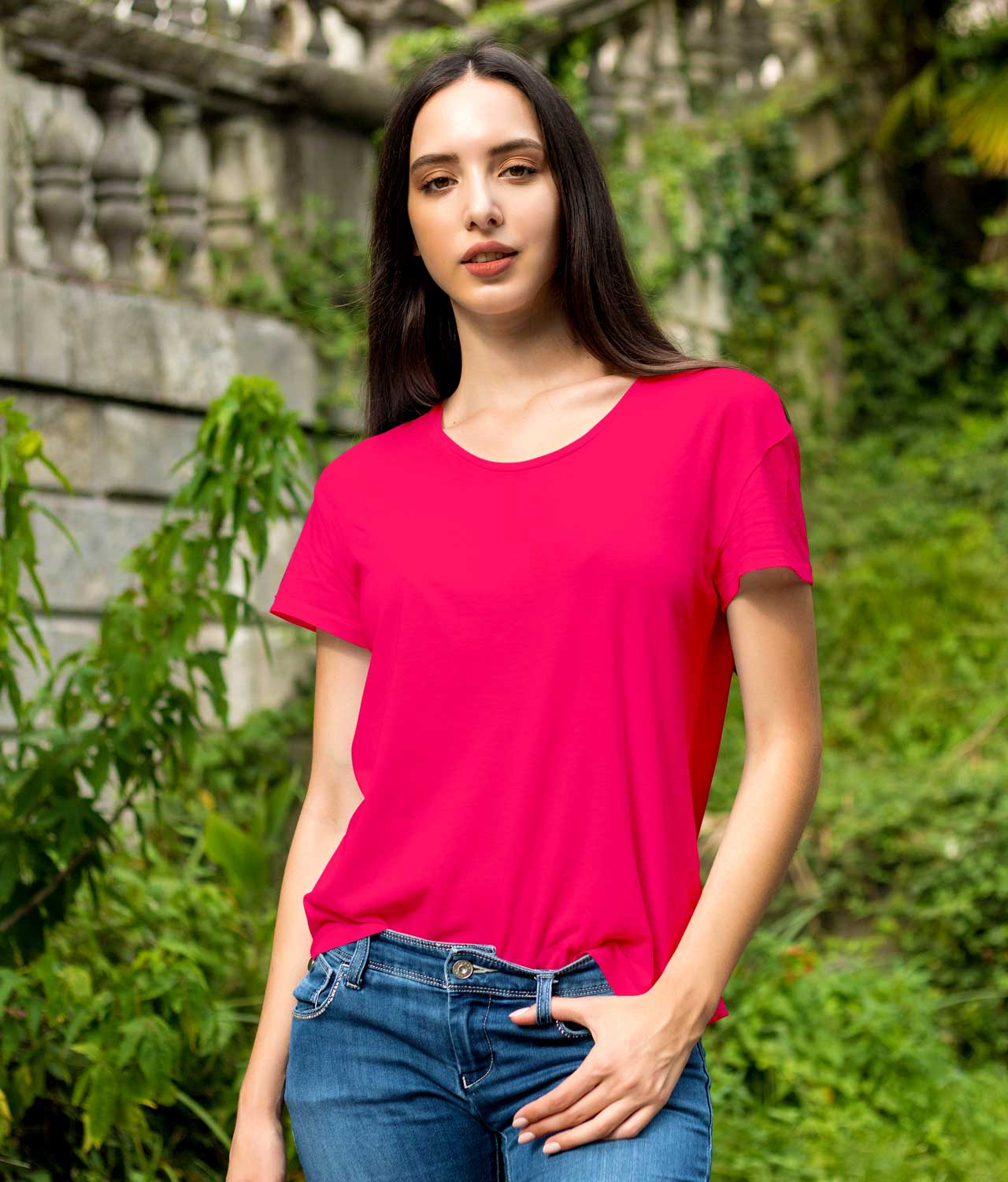 Buy Low Price Offer on T shirts for Women On RagaFab