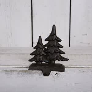 Christmas Tree Stocking Holder.Cast Iron Christmas Tree Stocking Holder Ragdoll Interiors Interior Design Skipton