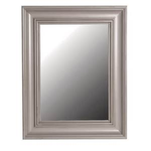 Grey Distressed Mirror