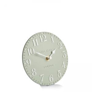 Thomas Kent Arabic Mantel Clock – Hedgerow