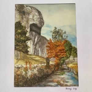 'Kilnsey Crag' Limited Edition Print