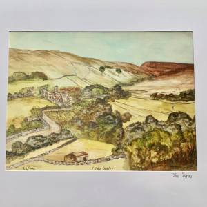 'The Dales' Limited Edition Print