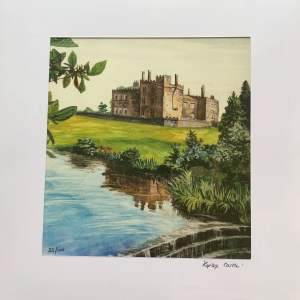 'Ripley Castle' Limited Edition Print