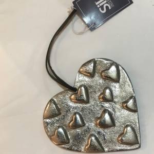 Aluminium Heart