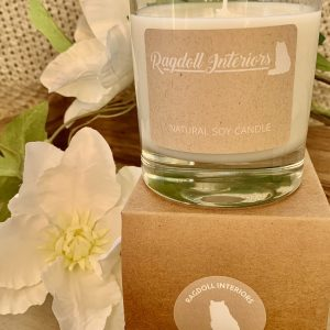 Natural Soy Candle With Essential Oils – Perfect Pear