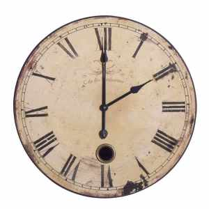 Large Round French Clock 59cm