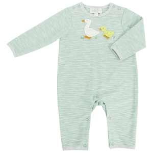 Crochet Ducks Babygrow 3-6