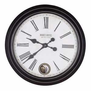 'Mores Hotel' Clock