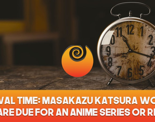Revival Time: Masakazu Katsura Works That Are Due For An Anime Series Or Revival