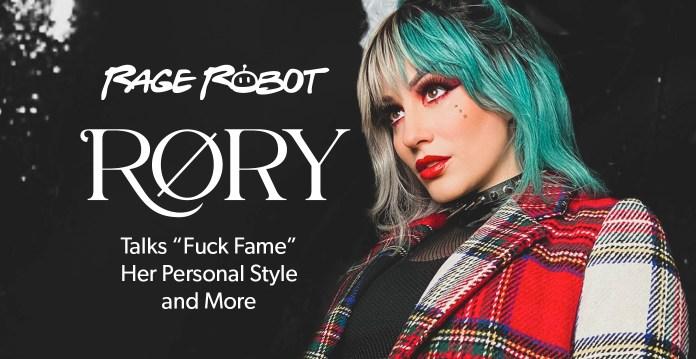 RØRY: The Rage Robot Interview – Rage Robot