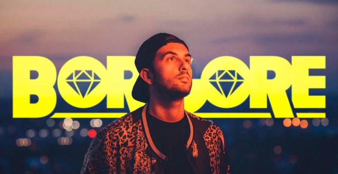 """""""I Don't Care"""" by Borgore"""