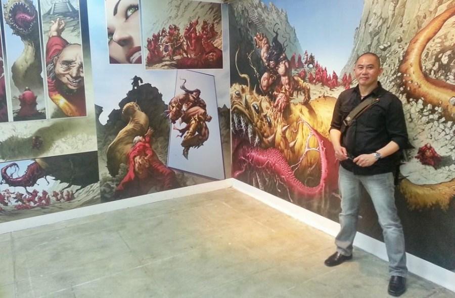 Alan Quah - Expo with Rage