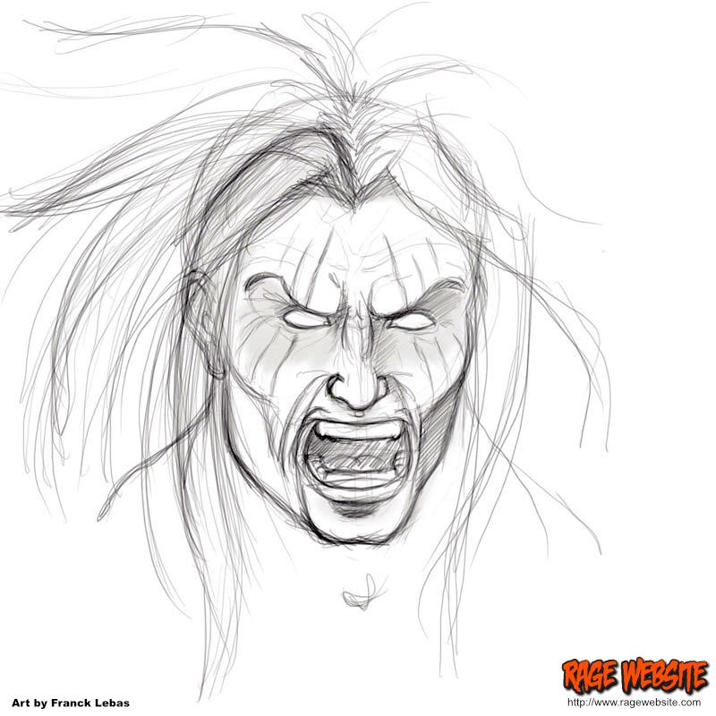Rage by Franck Lebas
