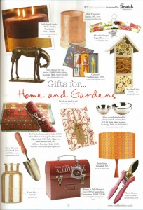 Wealden Times November 2015 features Mia Hangers Pink and White