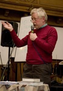 Mike McInnes talks on Liver Brain Biology