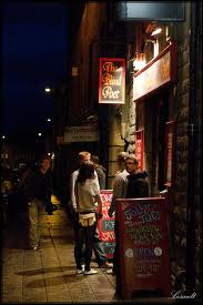 The Blind poet pub