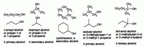 Alcohol examples