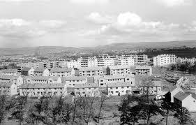 Glasgow council estate