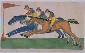 horse racing 1800s