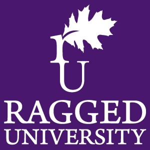 Ragged University logo