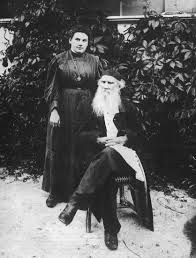 Tolstoy and Aleksandra