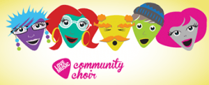 love music community choir
