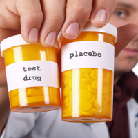 placebo bottles