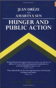 Hunger and Public Action by Amartya Sen and Jean Dreze