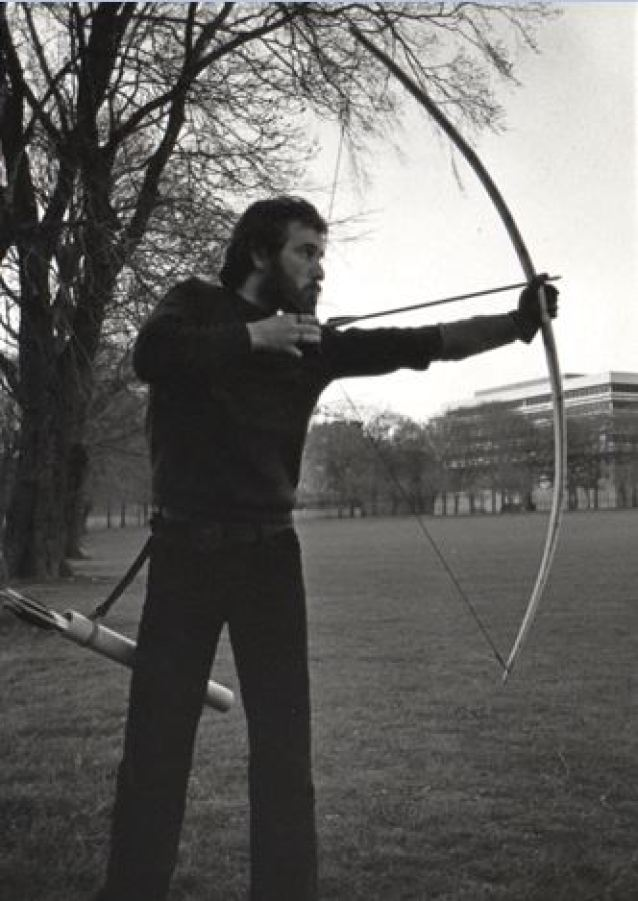 Bob with Bow and Arrow