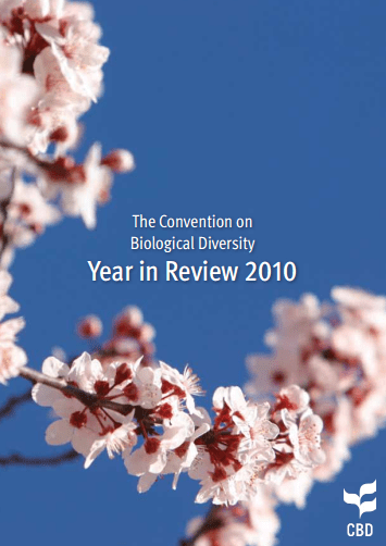 The Convention on Biological Diversity 2010