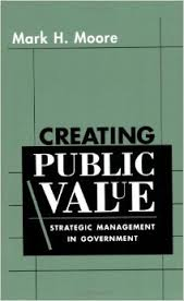 Creating Public Value by Mark H Moore