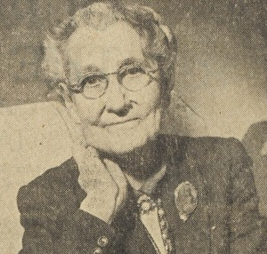 Miss Grace Drysdale