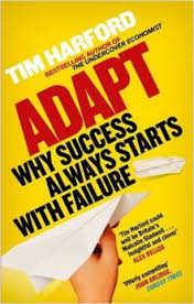 Adapt Tim Harford