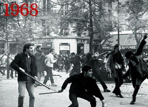 Left bank 1968