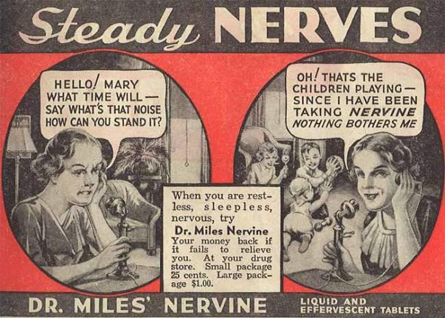 Nervine Improved Elixor