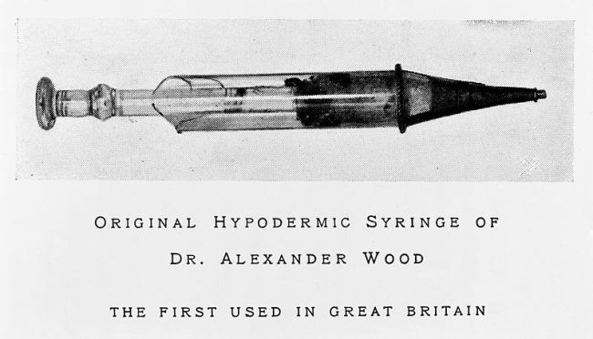 Original Hypodermic Needle