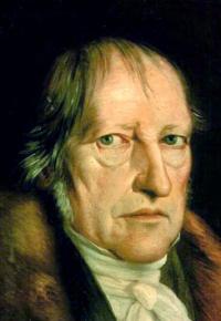 G W F Hegel