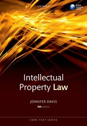 'Intellectual Property Law; 4th Edition' by Jennifer Davis