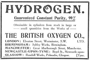 British Oxygen Company Ltd