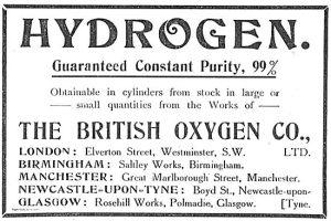 British Oxygen Company Ltd