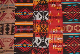 Mexican weaving patterns