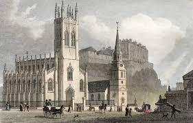 St Johns Church in Princess Street