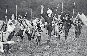 Kibbo kift ceremonial dance