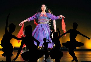 Iranian Dance Workshop with Anna Tabe and the Colours of Life. @ Scotland | United Kingdom