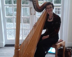 Iranian Music on Harp by Margaret Knight @ Filmhouse Café | Scotland | United Kingdom