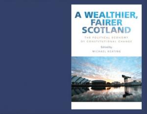 Michael Keating - A Wealthier, Fairer Scotland @ Blackwell's Bookshop Edinburgh  | Scotland | United Kingdom