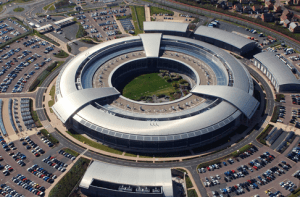 GCHQ (Government Communications Headquarters )
