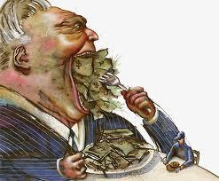 greedy lawyer